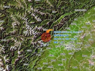 汶川凌晨发生4.0级地震 成都市民:睡梦中摇醒