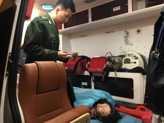游客泰国旅游摔伤 回蓉特别办理入境通关
