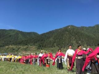 到若尔盖过藏式端午节 体验最炫民族风