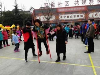 永宁镇城武社区开启新市民培育系列活动