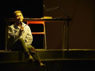 """首部""""蓉漂""""题材话剧《我在成都等你》首演:在这里找到自己的影子"""