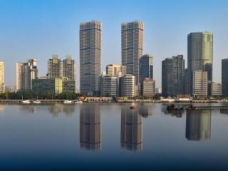 凯德斥巨资收购上海第一高双子塔