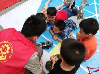 昭觉社区开展主题宣传教育实践活动