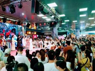展现汉装独特魅力 弘扬中华传统文化