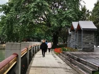 锦江绿道沿线展新颜 悠闲生活从此开始