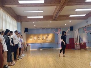 龙潭街道开展青春五月主题团月活动