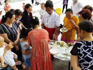 """满满的""""幸福味道""""!这节社区烘焙技能提升课居民很受用"""