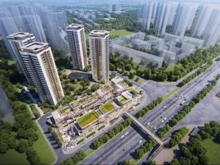 主体建设10月启动 成都地铁二江寺站TOD将拥有太古里式商业
