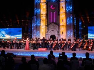 第八届彭州白鹿·法国古典音乐艺术季开幕