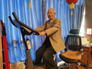 罗桂声:一位96岁老党员的家国情怀