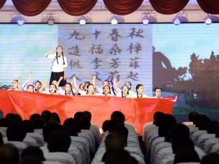 """""""学党史、强信念、跟党走"""" 彭州教育系统主题团日活动""""有声有色"""""""