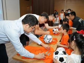 教育特色社区综合体亮相 请来前国足队员助阵