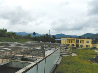 仪陇建82座厂站 城乡污水一体化处理