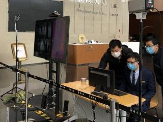 万博官网登录手机版本华润大厦高效筑建抗疫防线  智能科技助力安全复工