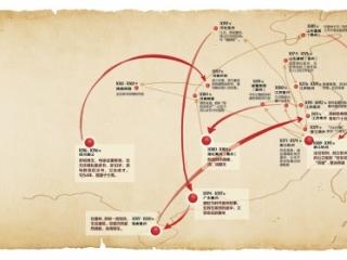 """眉山东坡文化节惊现""""东坡地图"""":一生辗转十八城 苏东坡""""叶落归根"""""""