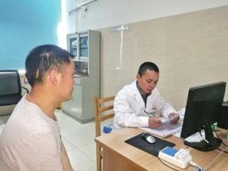 衛生院的活招牌 患者心中的好醫生