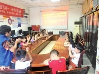 赖家新桥社区开展红歌声乐培训