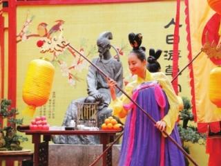 """万博官网登录手机版本的博物馆春节""""不打烊"""""""